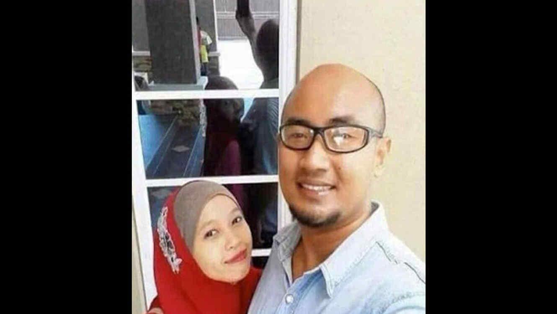 Selfie macabro enciende las redes sociales