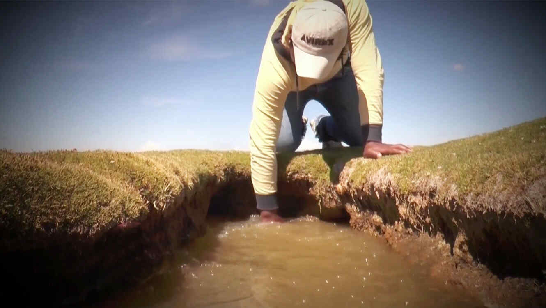 Aseguran que en una laguna de Bolivia habita un demonio