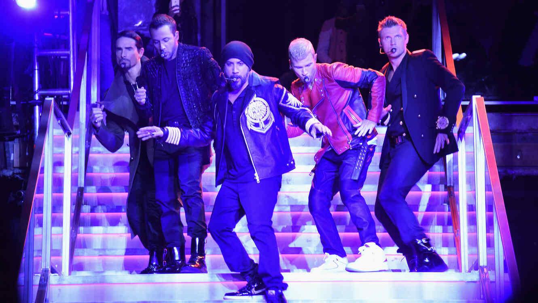 Backstreet Boys y la colección de H&M