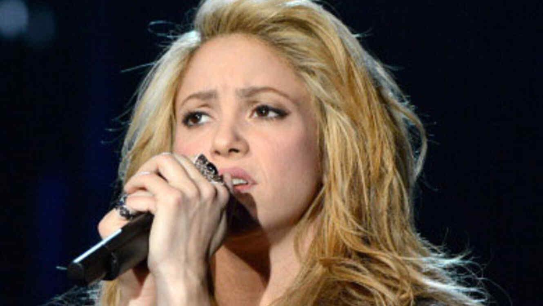 Shakira Latin Billboards 2014