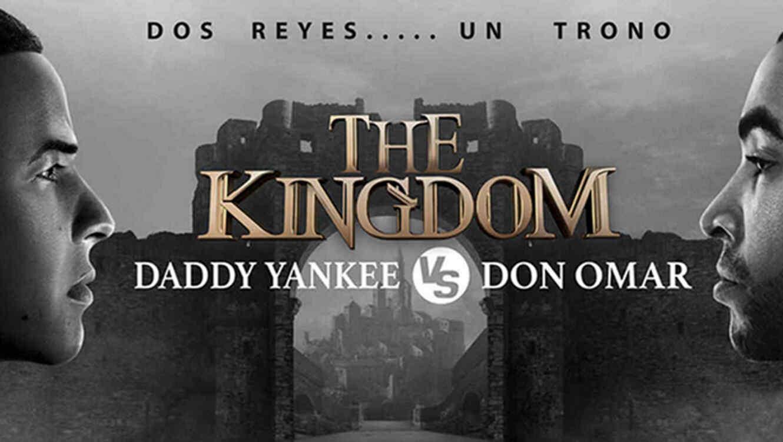 Daddy Yankee vs Don Omar en concierto el regreso