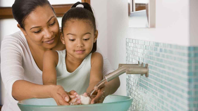 Hay 6 Pasos Para Lavarse Las Manos De Forma Correcta Según La