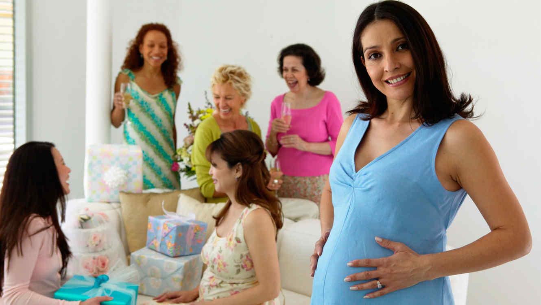Ideas para un baby shower economico