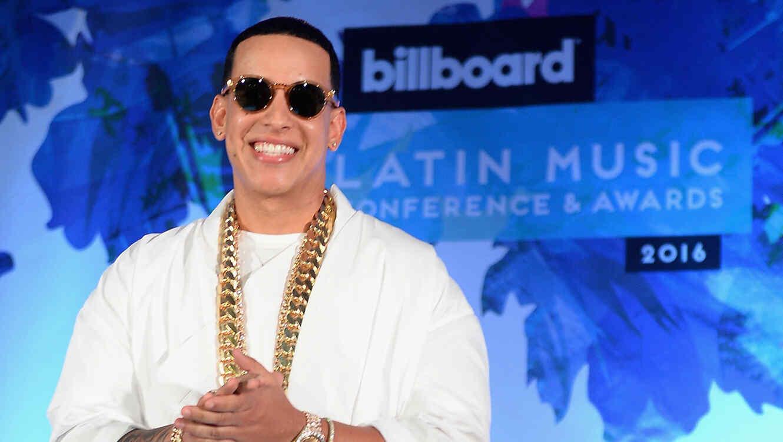 Daddy Yankee en las Conferencias Billboard Latin 2016