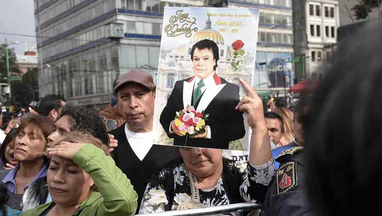 Venta de discos físicos de 'El Divo de Juárez' creció — Juan Gabriel