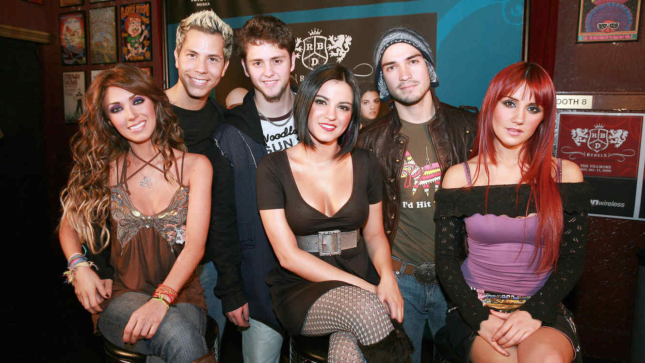 RBD Album Premiere Event Presented by Verizon
