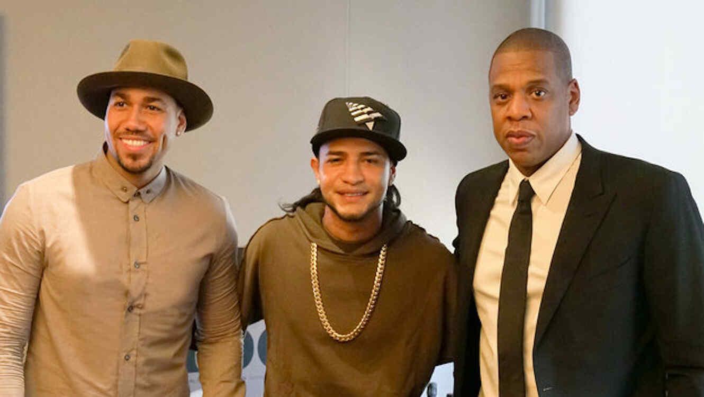 Romeo Santos Firma A Mozart La Para Como El Primer Artista De Roc