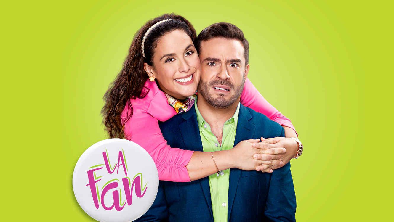 La Fan, Comedia, romántica, Angélica Vale, Juan Pablo Espinosa, Gabriel Porras, Miguel Varoni