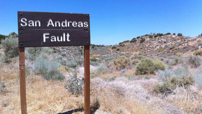 Resultado de imagen para Falla de San Andres
