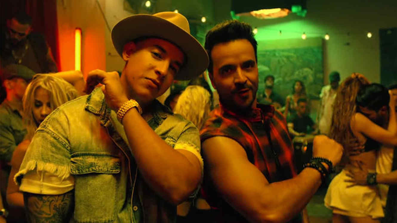 Luis Fonsi   Daddy Yankee en el video musical
