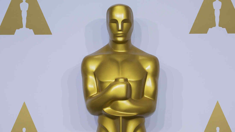 88th Academy Awards press room.