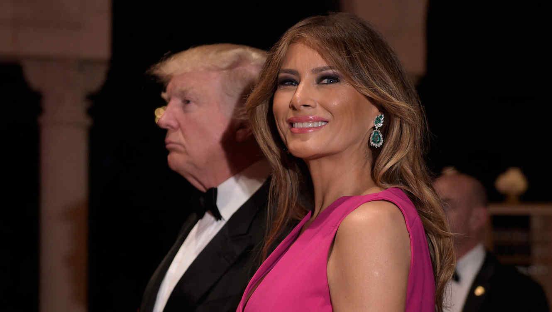 Donald Trump hace un nuevo desplante a Melania