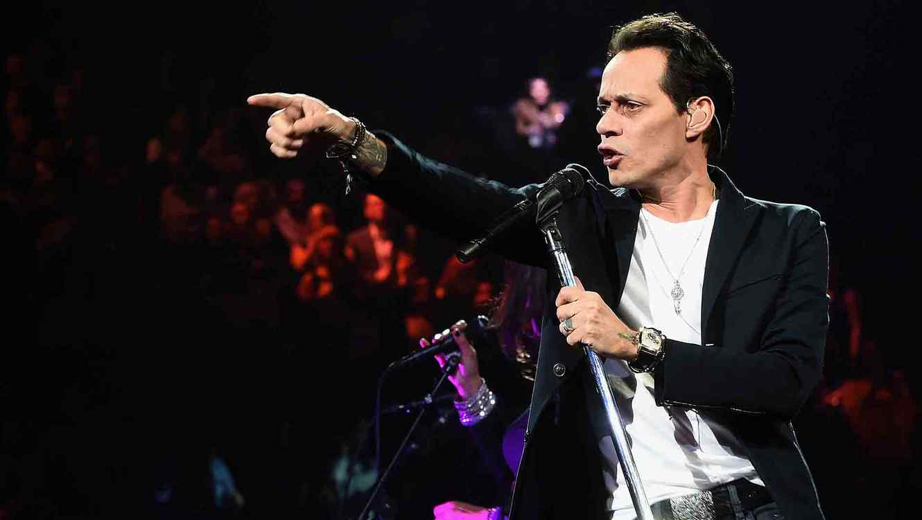 Marc Anthony en Nueva York
