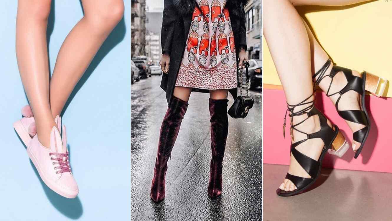 2c90f371 Tenis, botas y sandalias de las marcas Minna Parikka, Aldo Shoes y Miezko