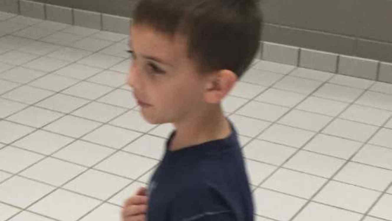 Menor de Arkansas que pidió que no se dieran fondos al muro