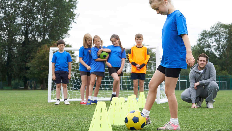 Resultado de imagen de educacion futbol