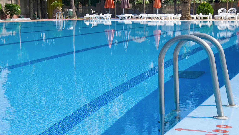 Alberca de natación