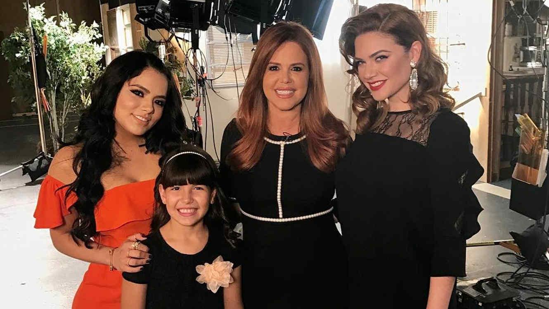 Serie bio-musical de Telemundo sobre Jenni Rivera revela sus protagonistas
