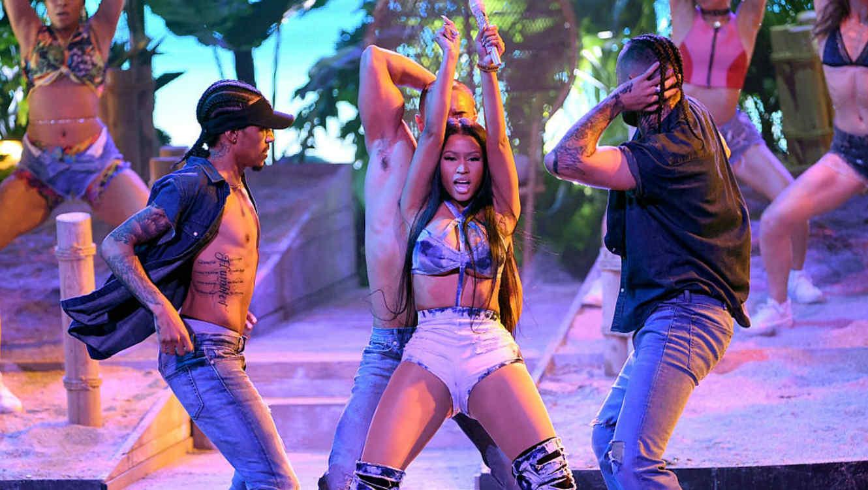 Nicki Minaj enciende Londres con un sexy twerking para festejar su ...