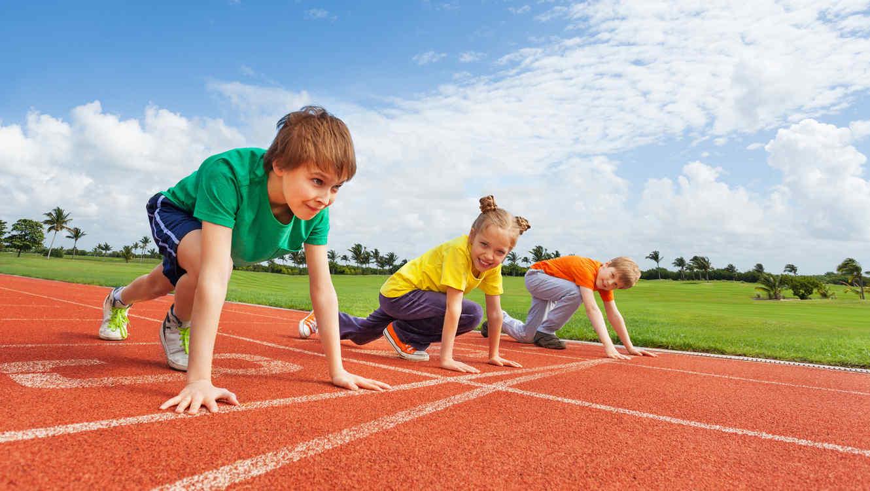 Resultado de imagen para niños ejercicio