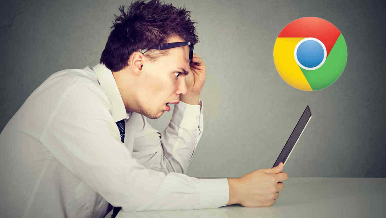 Google Chrome tiene un mensaje secreto para los