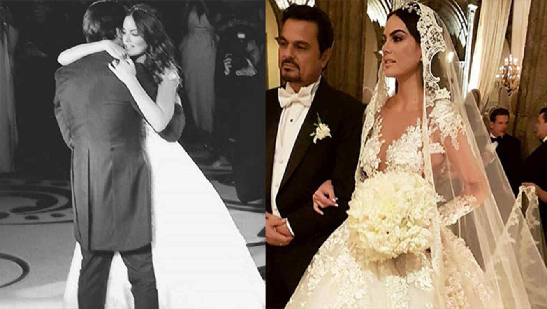 as237 fue la boda de ensue241o de la ex miss universo ximena