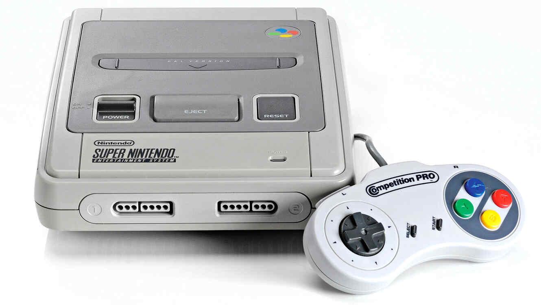 Super Nintendo podría regresar.