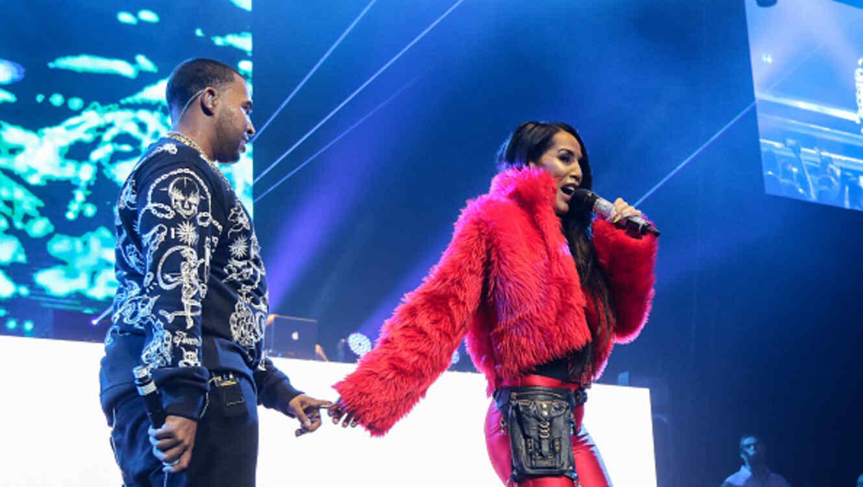 Don Omar y Ivy Queen Miami Bash 2017