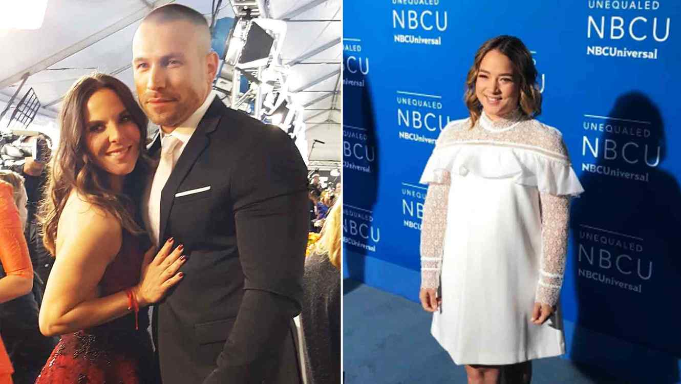 Watch e 39 s live from the red carpet at the 2017 nbcuniversal s upfront presentation video - Watch e red carpet online ...