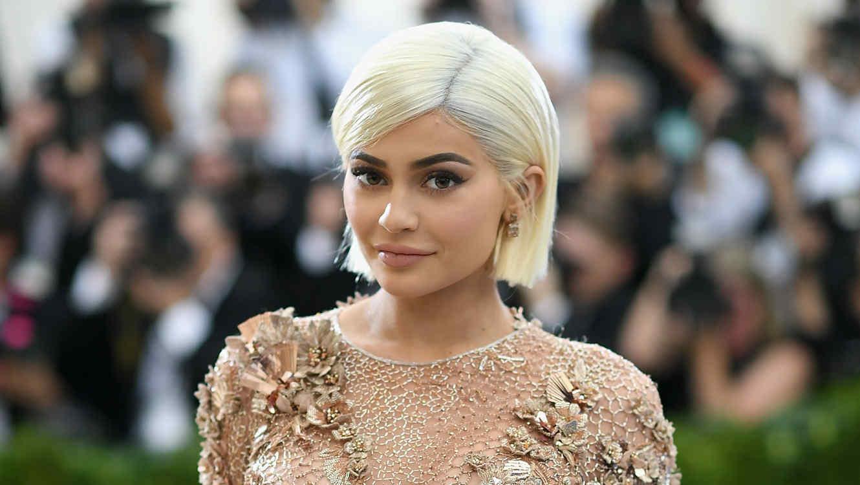Kylie Jenner en la MET Gala 2017