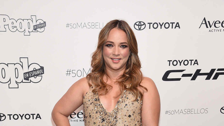 Adamari López en la gala de los 50 más bellos de People en español