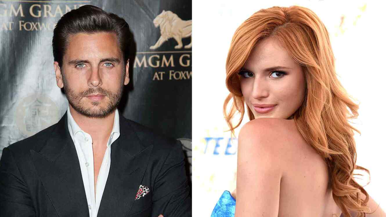 Are Bella Thorne And Scott Disick Actually Dating?