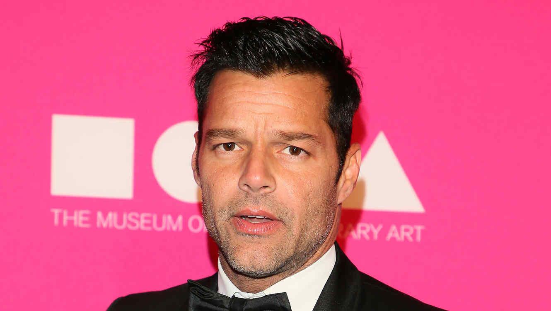 Ricky Martin en MOCA Gala 2017