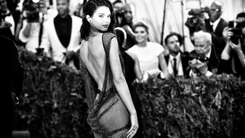 Kendall Jenner en MET Gala