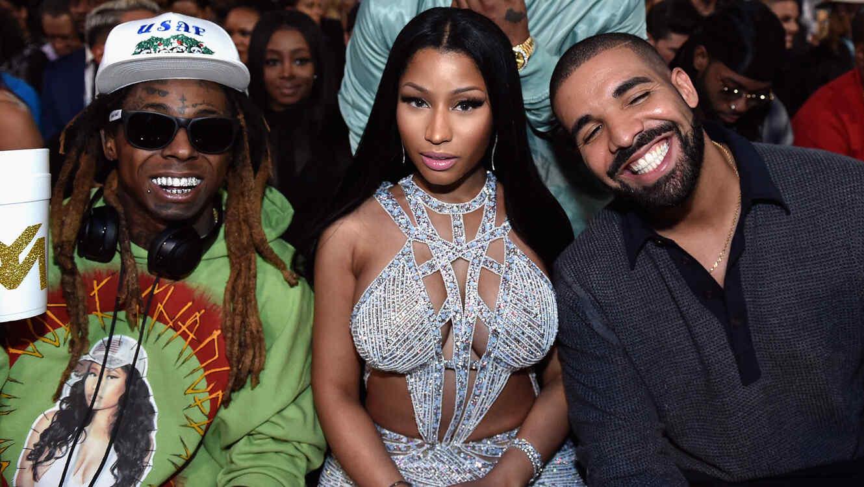 Nicki Minaj copió el vestido que lució Jennifer Lopez en ...