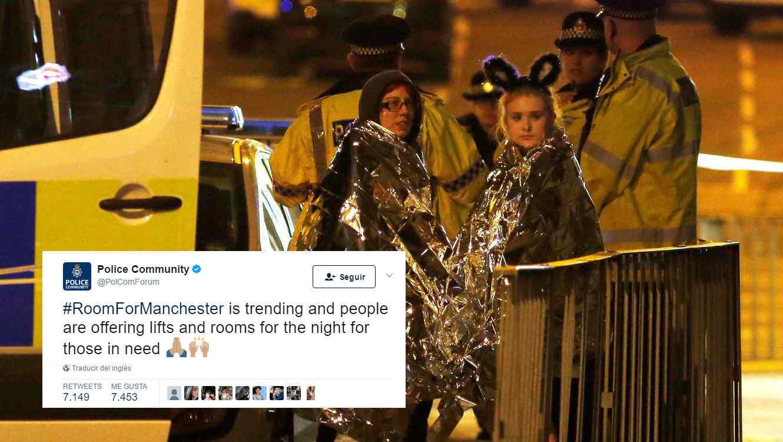 Ocho detenidos en investigación por ataque en Manchester