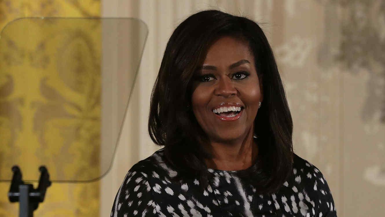 Michelle Obama casa blanca