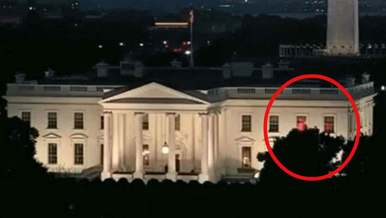 Resuelven el misterio de las luces parpadeantes en la casa - Fotos de la casa blanca por fuera ...