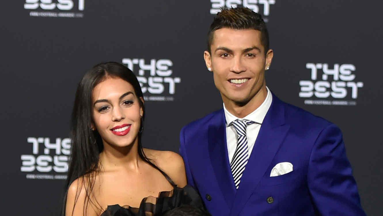 Georgina Rodríguez y Cristiano Ronaldo expecting baby