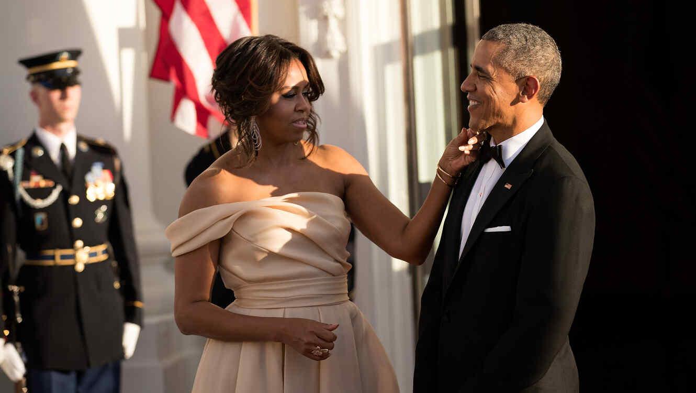 Barack Obama lució el mismo traje por 8 años