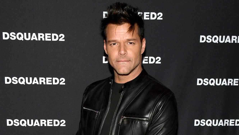 Ricky Martin lució su lomazo en Mallorca
