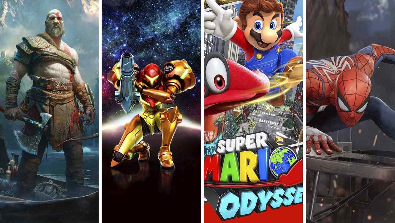 Sony y Nintendo mostraron sus cartas fuertes en el E3