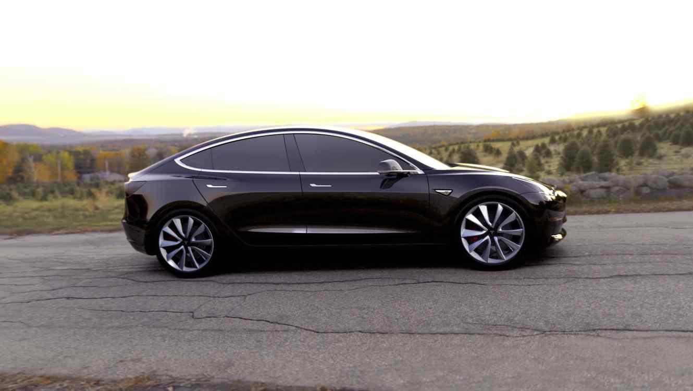 Model 3, los último de Tesla