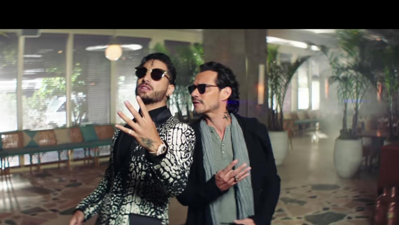 Lanza Maluma Felices los 4 versión salsa con Marc Anthony