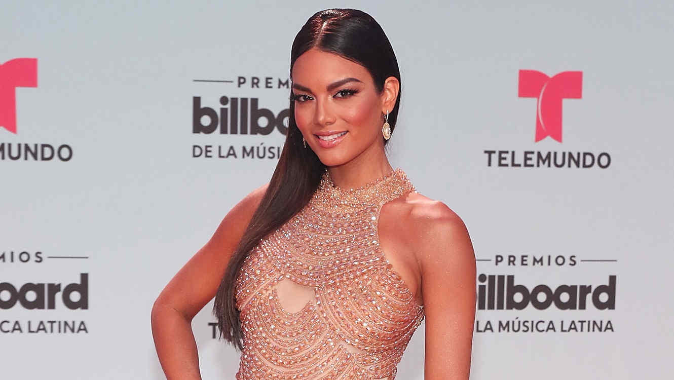 Zuleyka Rivera en los Billboard Latin Music Awards