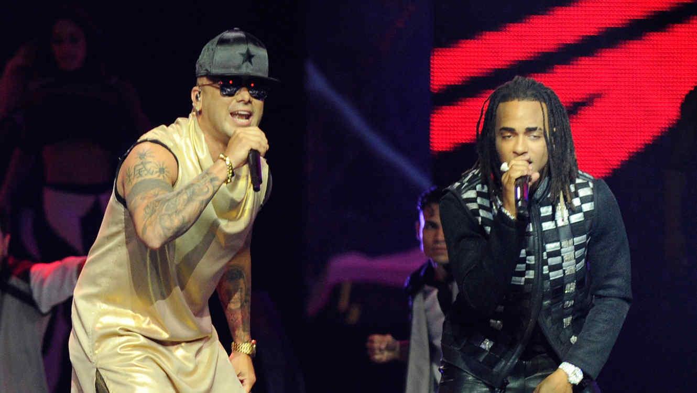 Wisin y Ozuna Billboard Latin Music Awards