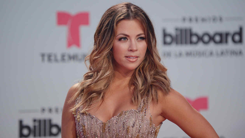 Ximena Duque en Billboard Latin Music Awards 2017