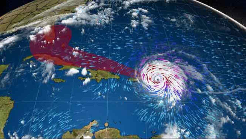 Irma deja severos daos en Barbuda y sigue categora 5  Telemundo
