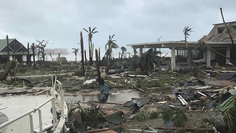 Piden a Trump declaración de desastre para Florida por huracán