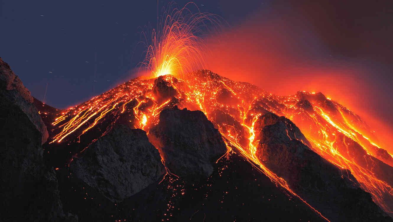 Volacán podría hacer erupción.